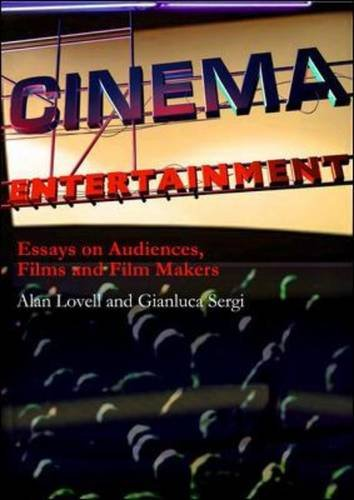 9780335240449: Cinema Entertainment