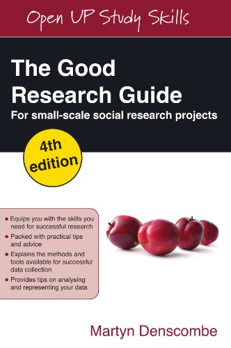 9780335241385: The Good Research Guide: For Small-Scale Social Research Projects: for small-scale social research projects
