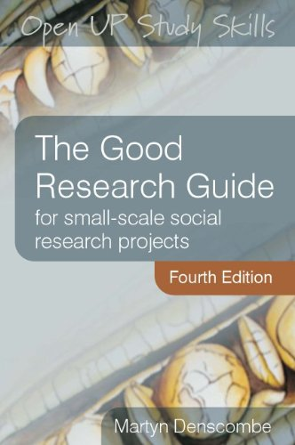 9780335241392: The Good Research Guide: For Small-Scale Social Research Projects