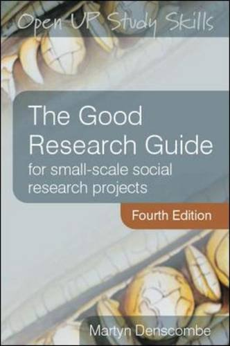 9780335241408: The Good Research Guide: for small-scale social research projects