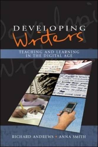 9780335241781: Developing Writers: Teaching and Learning in the Digital Age