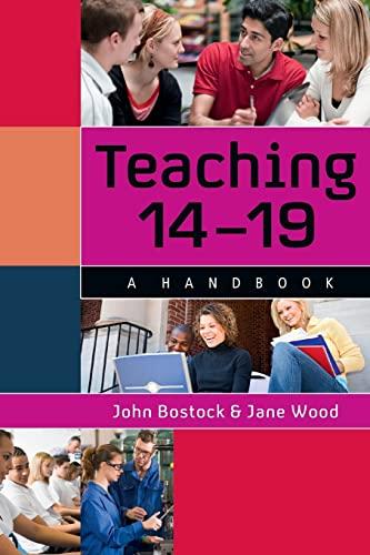 9780335241910: Teaching 14 – 19: A Handbook