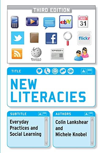 9780335242160: New Literacies: Everyday Practices and Social Learning
