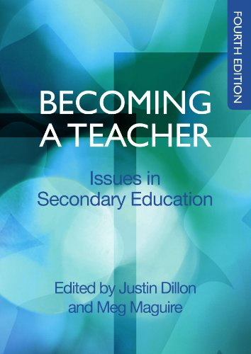 9780335242375: Becoming a Teacher: Issues in Secondary Education