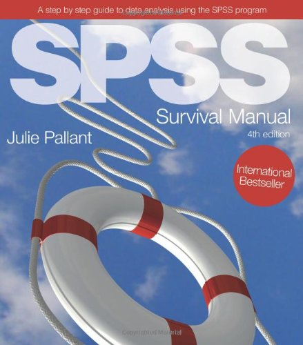 9780335242399: SPSS Survival Manual: A step by step guide to data analysis using SPSS, 4th Edition