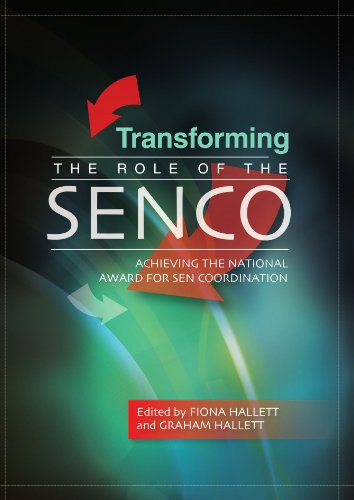 9780335242412: Transforming The Role Of The Senco: Achieving The National Award For Sen Coordination