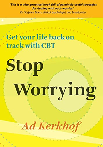 9780335242528: Stop Worrying: Get Your Life Back On Track With Cbt: Get your life back on track with CBT