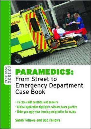 9780335242689: Paramedic Case Book: From Street to Emergency Department