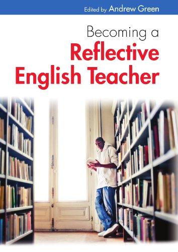 9780335242894: Becoming a reflective english teacher