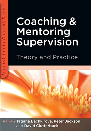 9780335242986: Coaching and Mentoring Supervision: Theory and Practice (Supervision in Context)