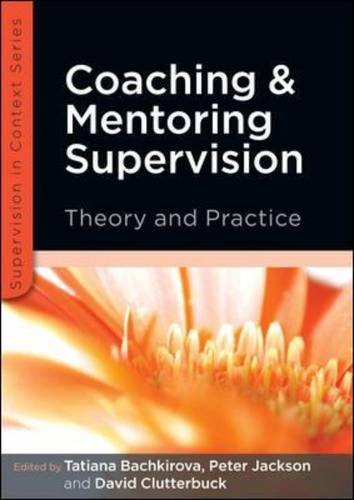 9780335242993: Coaching and Mentoring Supervision