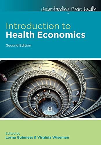 9780335243563: Introduction to health economics (Understanding Public Health)