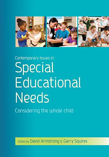 9780335243631: Contemporary Issues In Special Educational Needs: Considering The Whole Child