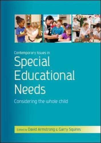 9780335243648: Contemporary Issues in Special Educational Needs. by David Armstrong, Garry Squires