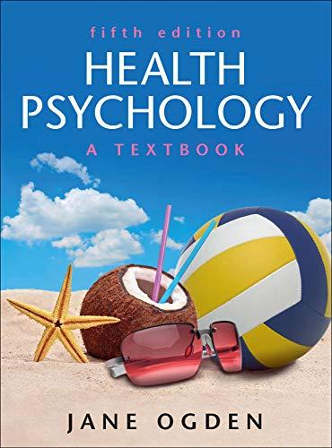 9780335243839: Health Psychology: A Textbook