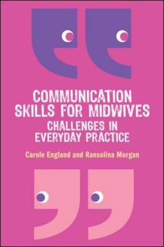 9780335244003: Communication Skills for Midwives