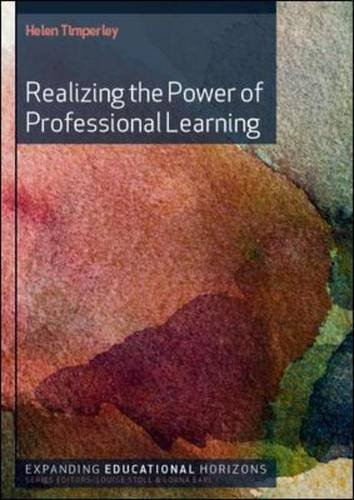 9780335244058: The Power of Professional Learning