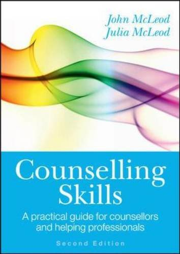 9780335244270: Counselling Skills