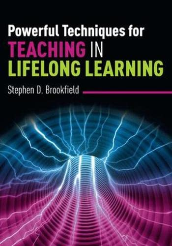 9780335244775: Powerful Techniques for Teaching in Lifelong Learning