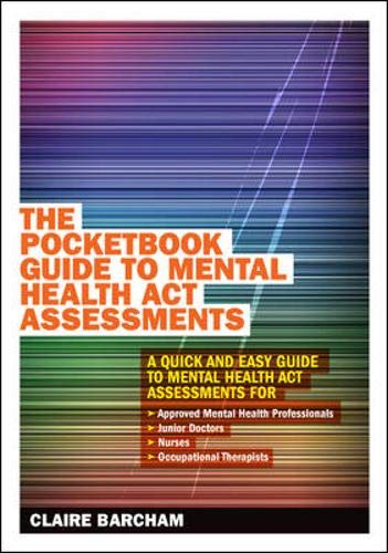 9780335245079: The Pocketbook Guide To Mental Health Act Assessments