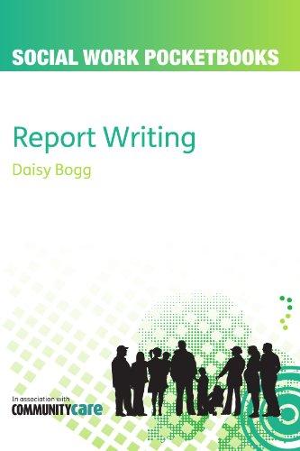 9780335245130: Report writing (Social Work Pocketbooks)