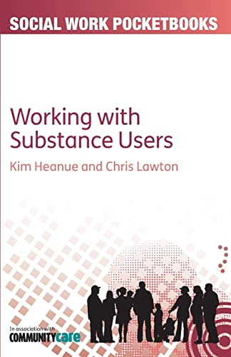 9780335245192: Working with substance users (Social Work Pocketbooks)