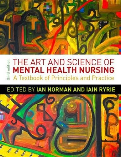 9780335245611: The Art and Science of Mental Health Nursing: Principles and Practice