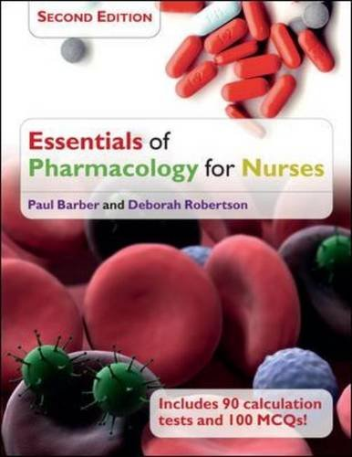 9780335245666: Essentials of Pharmacology for Nurses