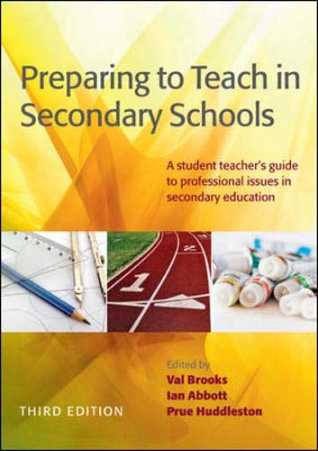 9780335246328: Preparing to Teach in Secondary Schools