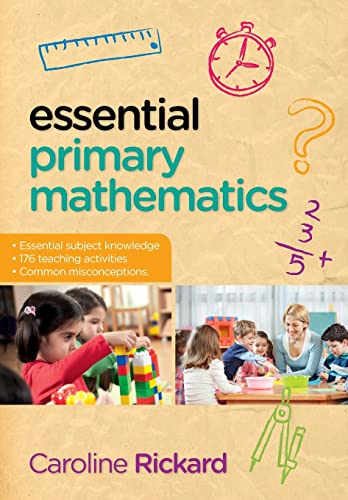 Essential Primary Mathematics (UK Higher Education OUP: Open University Press