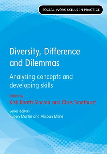 9780335261826: Diversity, Difference and Dilemmas: Analysing Concepts and Developing Skills (UK Higher Education OUP Humanities & Social Sciences Health & Social Welfare)
