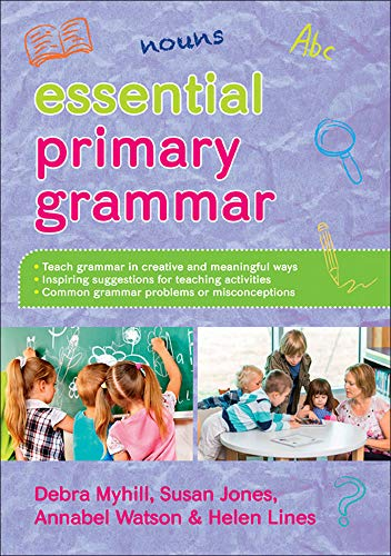 Essential Primary Grammar: Susan Smith Jones