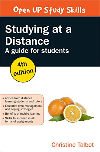 9780335262540: Studying at a Distance: A Guide for Students (UK Higher Education Humanities & Social Sciences Study Skill)