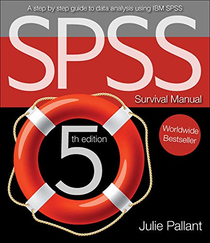 9780335262588: SPSS Survival Manual: A Step by Step Guide to Data Analysis Using IBM Spss