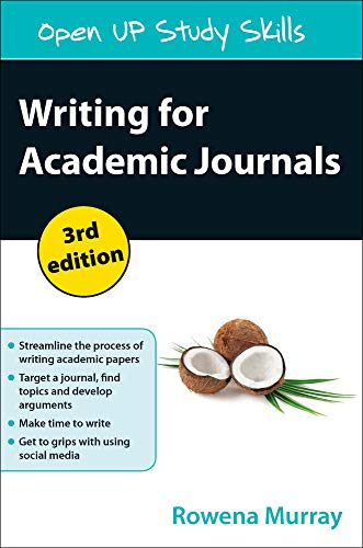 9780335263028: Writing for Academic Journals, Third Edition (Open Up Study Skills)