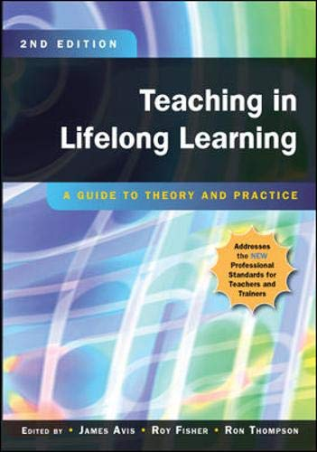 9780335263325: Teaching In Lifelong Learning: A Guide To Theory And Practice (UK Higher Education OUP Humanities & Social Sciences Educati)