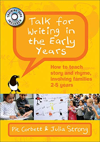 9780335263400: Talk for Writing in the Early Years: How to teach story and rhyme, involving families 2-5 years, with DVD [Reino Unido]