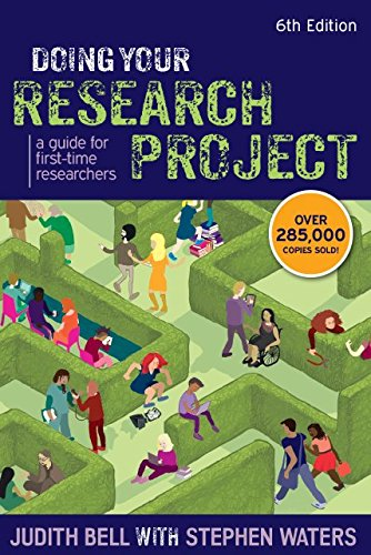 9780335264469: Doing Your Research Project: A Guide For First-Time Researchers (UK Higher Education OUP Humanities & Social Sciences Study S)