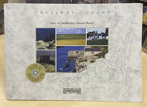 9780337082832: The Causeway Coast: Area of Outstanding Natural Beauty