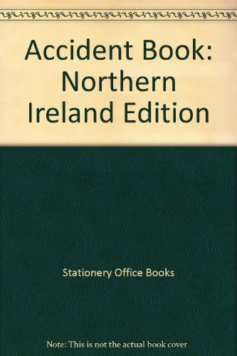 9780337086588: Accident Book [Northern Ireland] 2004: Northern Ireland Edition