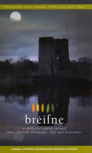 9780337087479: A Travel Guide to Breifne-the Lost Kingdom of Ireland