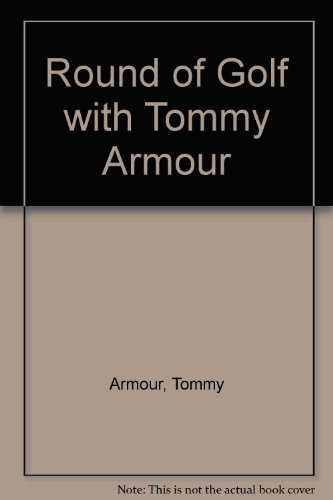 9780340001479: Round of Golf with Tommy Armour