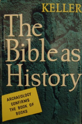 9780340003121: The Bible as History