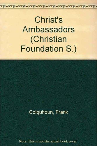 Christ's Ambassadors: Colquhoun, Frank