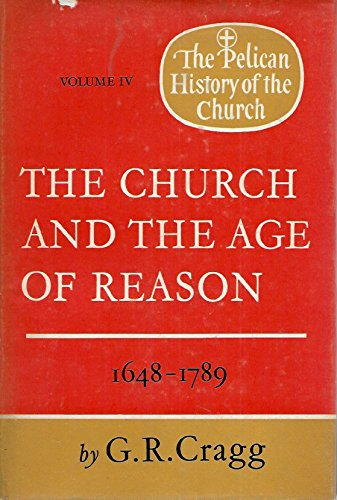 9780340004531: Church and the Age of Reason, 1648-1789
