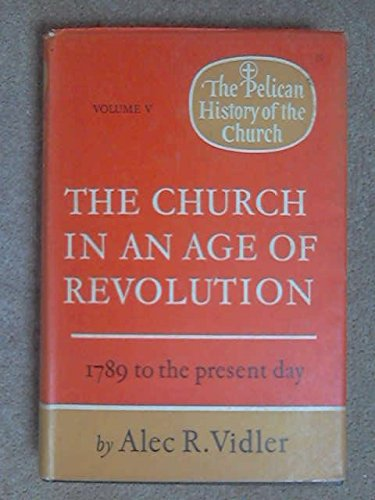 9780340004548: Church in an Age of Revolution