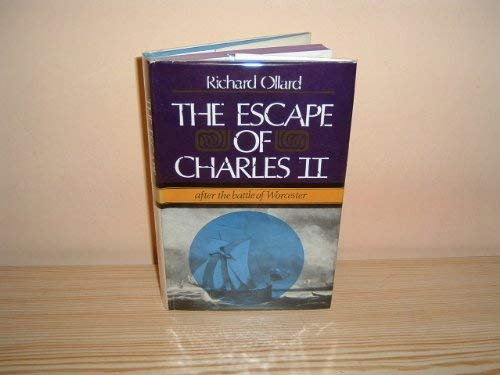 9780340006856: Escape of Charles II: After the Battle of Worcester