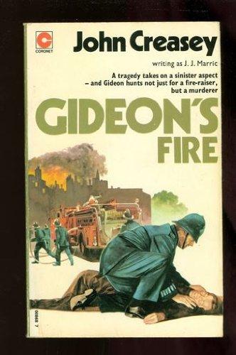 9780340008683: GIDEON'S FIRE