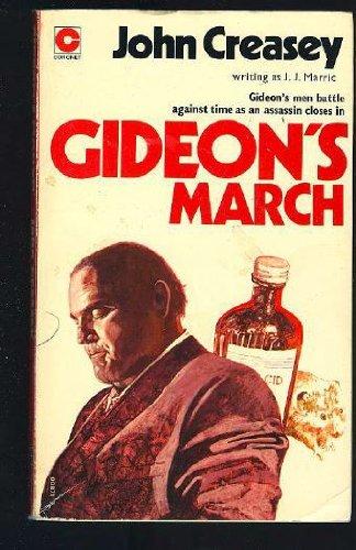 9780340008713: Gideons March