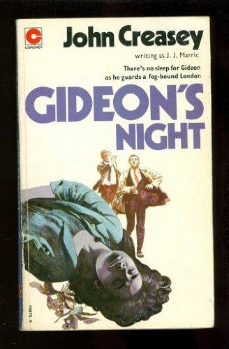 9780340008751: Gideon's Night